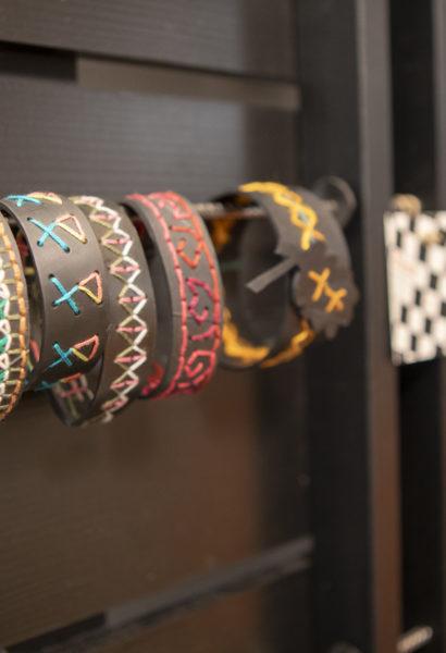 Bracelet - en chambre à air