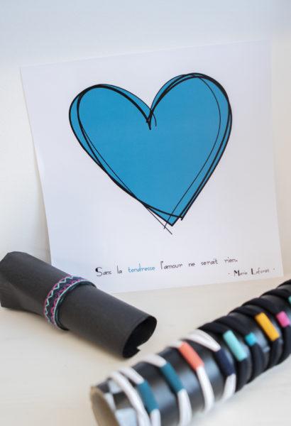 Bracelet - différentes couleurs